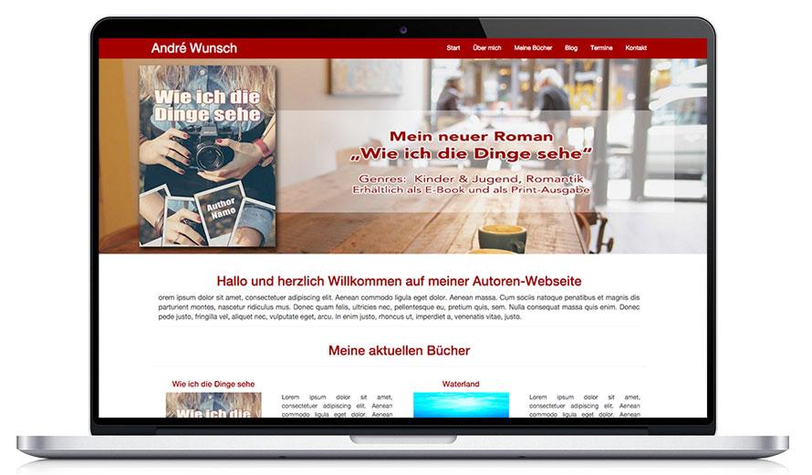 Mehr über die Autoren-Webseite von authorsbook.de erfahren