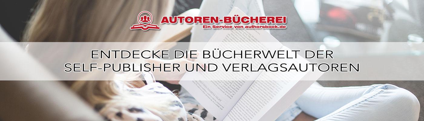 Präsentiere der Welt deine Bücher auf Autoren-Bücherei.de